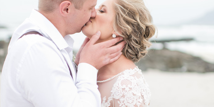 SUSAN & WESSEL | ON THE ROCKS