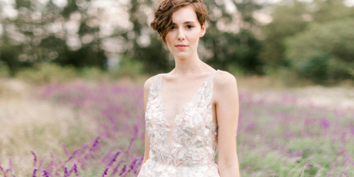 Lace and Ink Styled Shoot