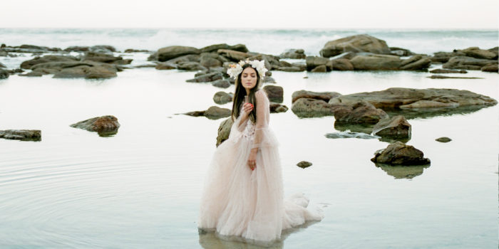 SEA SALT AND LACE STYLED SHOOT